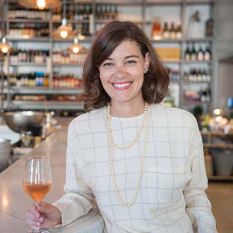 Rustic Canyon Family's Wine Director Kathryn Coker